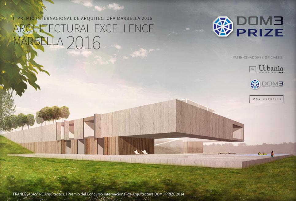 DOM3 Premio 2016
