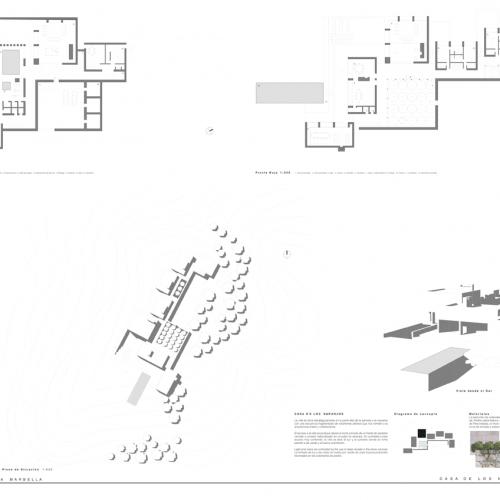 Casa de los naranjos de deBlacam and Meagher Architects en Dublín